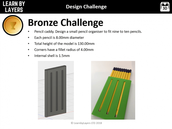 image showing design challenge instructions