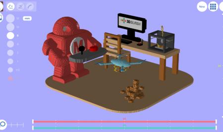 3D Slash – The world's easiest CAD software