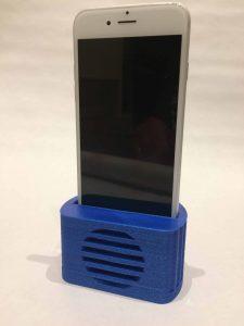 3d printed passive amp
