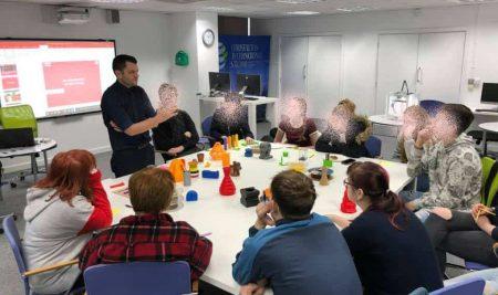 3D printing workshops for schools