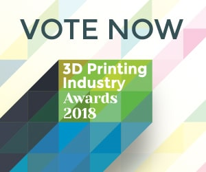 3Dprinting industry awards – Vote for learnbylayers