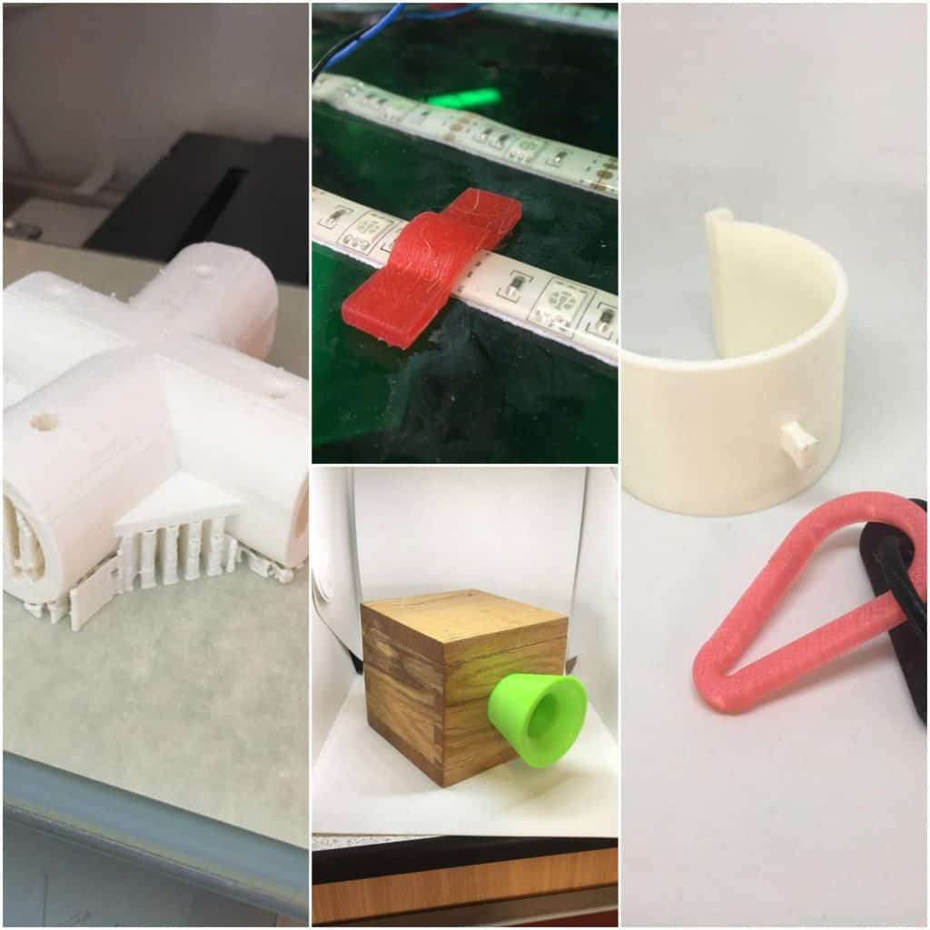 small 3d printed items