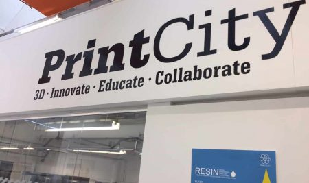 PrintCity Manchester – Innovate, educate, collaborate.