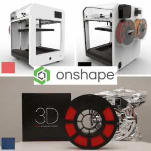 onshape 3d printing curriculum