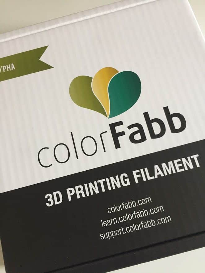 colorfabb 3D printing filament