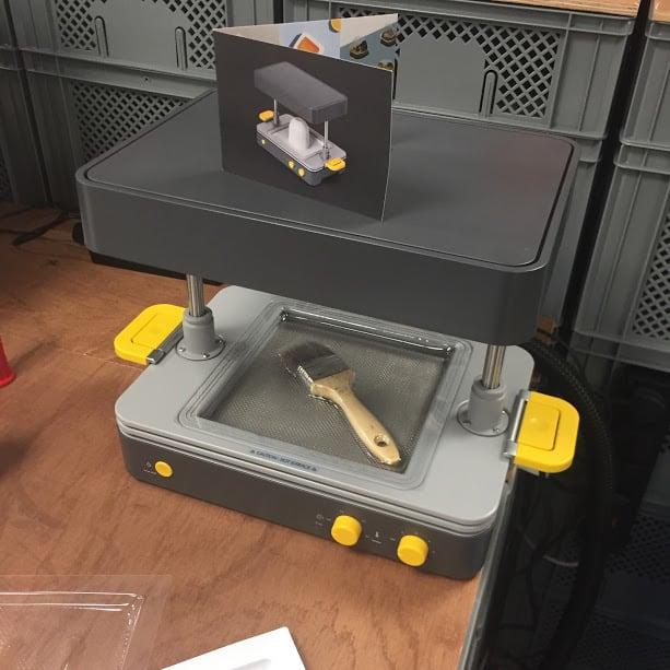 formbox vacuum former