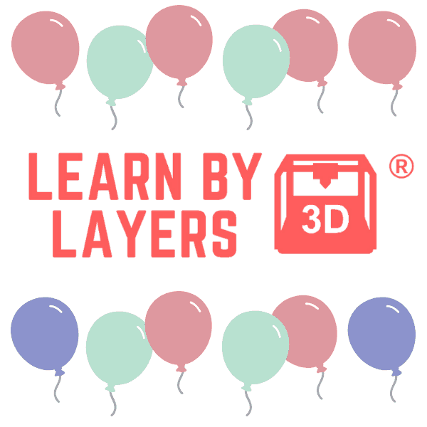 learnbylayers with balloons