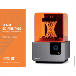 resin 3D printer formlabs form 2