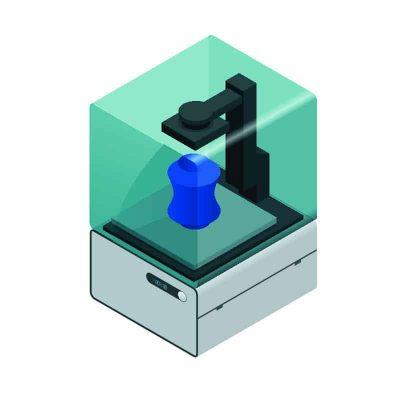 1. resin 3d printer