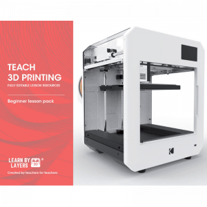 Beginners lesson pack 3D printing