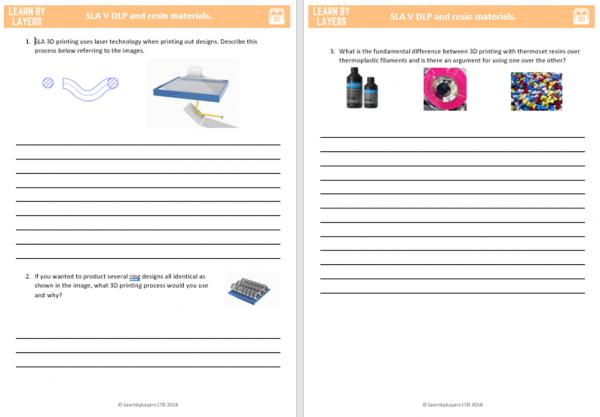 DLP v SLA homework