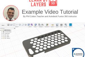 fusion 360 example video tutorial