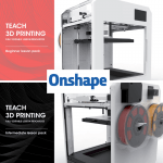 beginners and intermediate lesson pack onshape