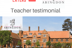 teacher testimonial abingdom