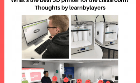 What's the best 3D printer for the classroom?