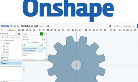 Onshape 3D printing curriculum for schools – Learnbylayers
