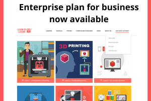 Enterprise plan for business now available