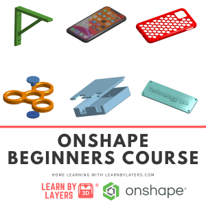 Onshape beginners course
