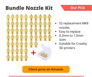 Bundle nozzle kit
