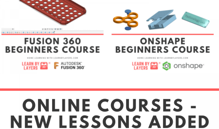 We've updated our online courses