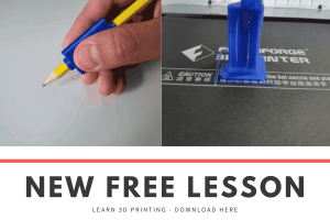 free 3D printing lesson